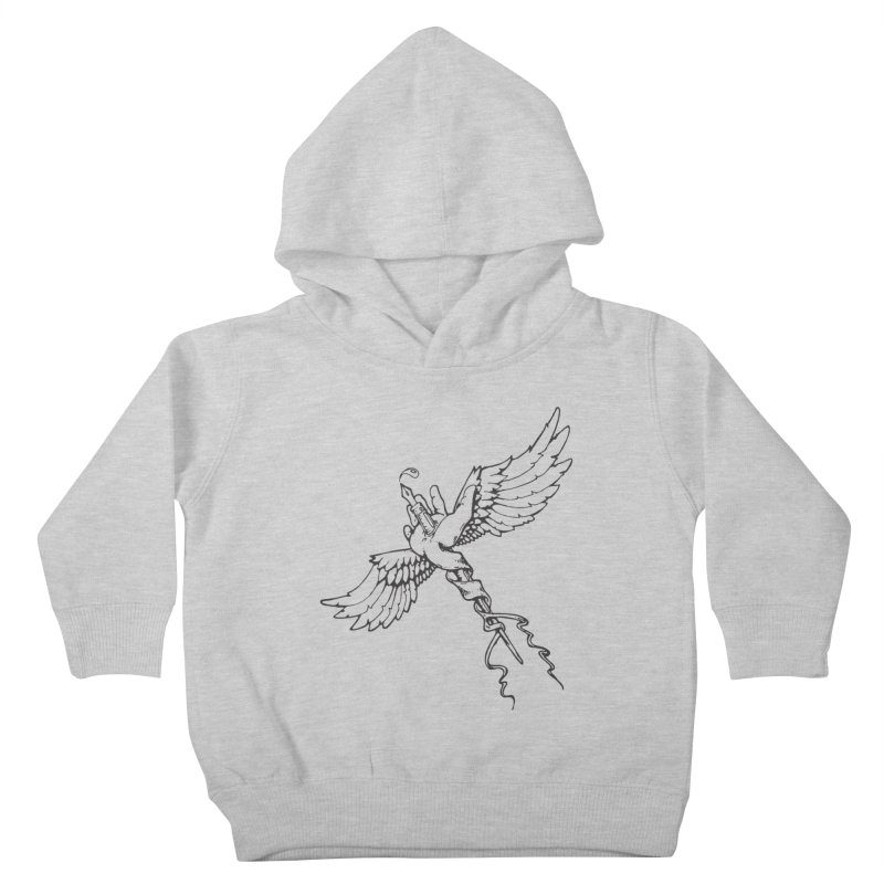 Inkspiration Kids Toddler Pullover Hoody by Hassified