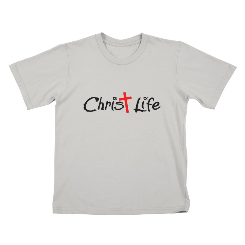 Christ Life Kids T-shirt by Hassified