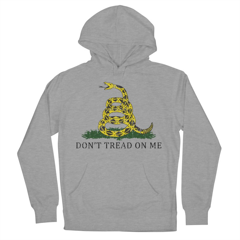 Gadsden, Don't Tread on Me Women's Pullover Hoody by Hassified