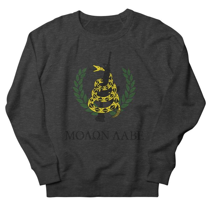 Gadsden Molon Labe Women's Sweatshirt by Hassified