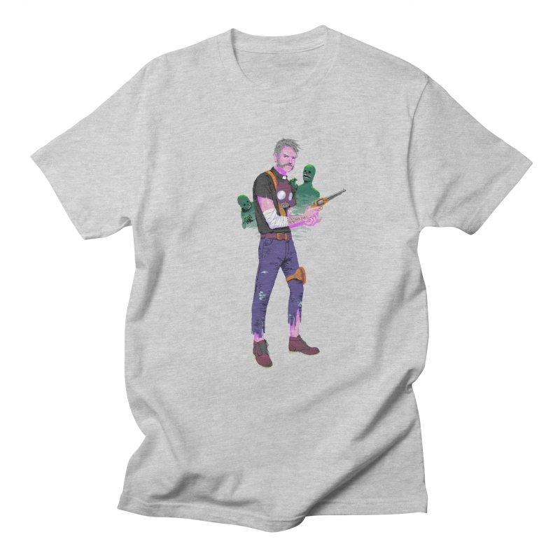 Survivor Clements Men's T-Shirt by The Men Who Wear Many Hats
