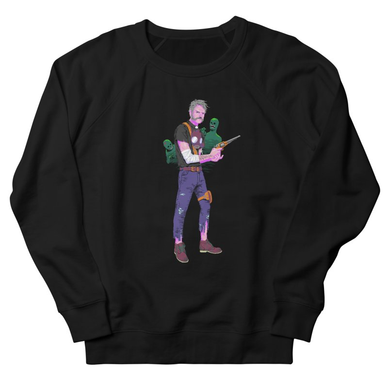 Survivor Clements Women's French Terry Sweatshirt by The Men Who Wear Many Hats