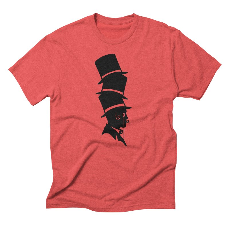 Max Gentlemen  Men's Triblend T-Shirt by The Men Who Wear Many Hats