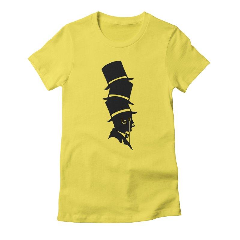 Max Gentlemen  Women's T-Shirt by The Men Who Wear Many Hats