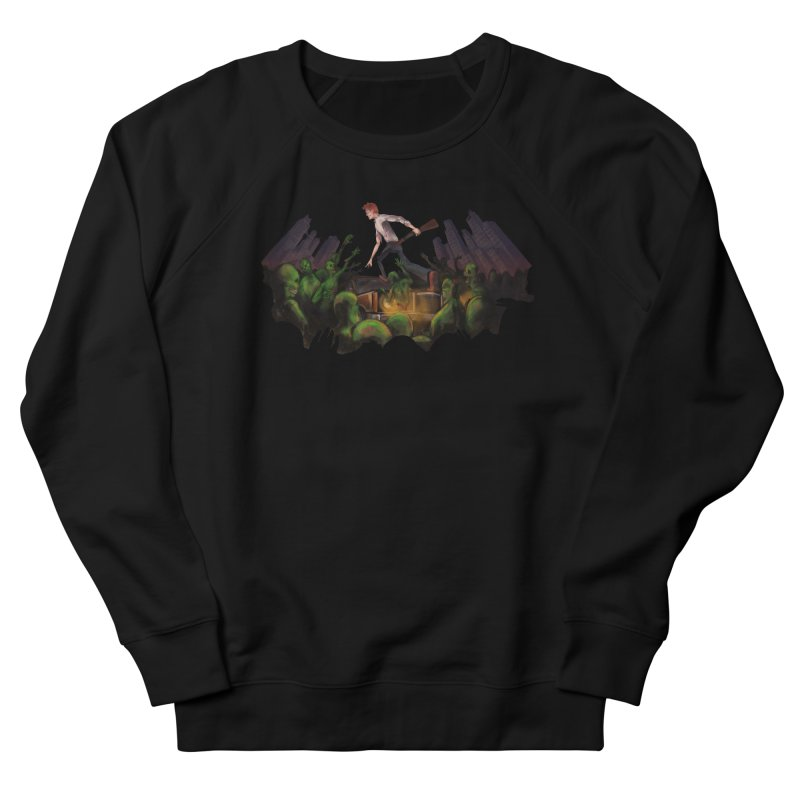 Rise Above The Dead Men's Sweatshirt by The Men Who Wear Many Hats