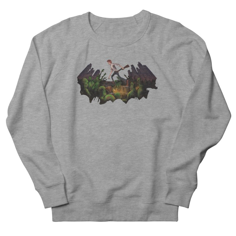Rise Above The Dead Men's French Terry Sweatshirt by The Men Who Wear Many Hats