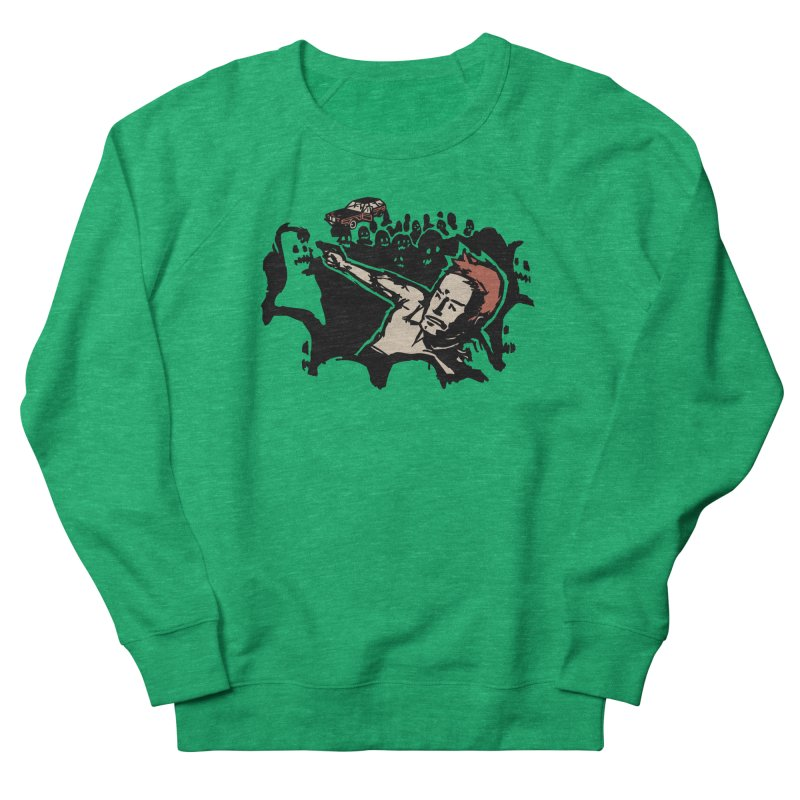 Game's Not Over Yet Men's French Terry Sweatshirt by The Men Who Wear Many Hats