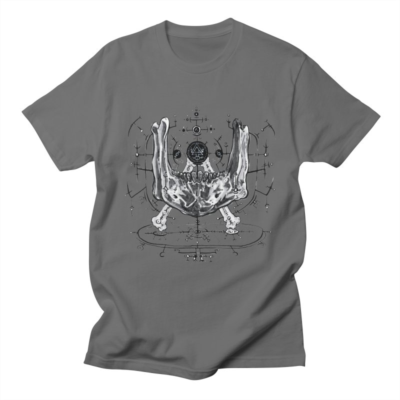 SPELLCRAFT Men's T-shirt by Haunted Meat