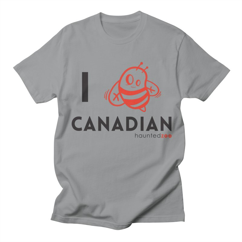 I BEE CANADIAN Women's Unisex T-Shirt by hauntedzoo's Artist Shop