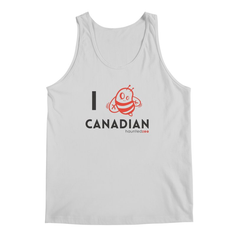 I BEE CANADIAN Men's Tank by hauntedzoo's Artist Shop