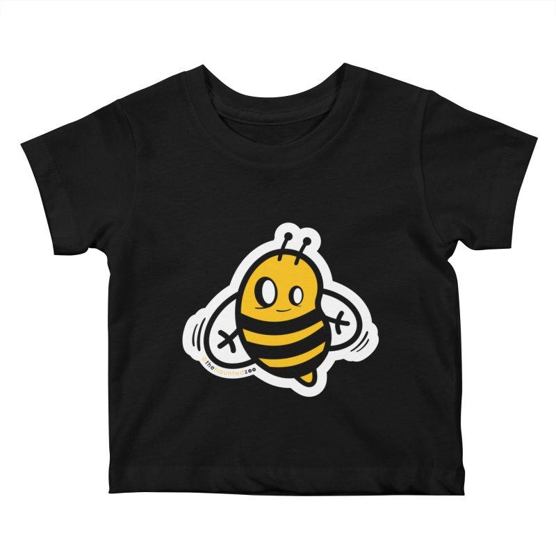 Maverick Kids Baby T-Shirt by hauntedzoo's Artist Shop