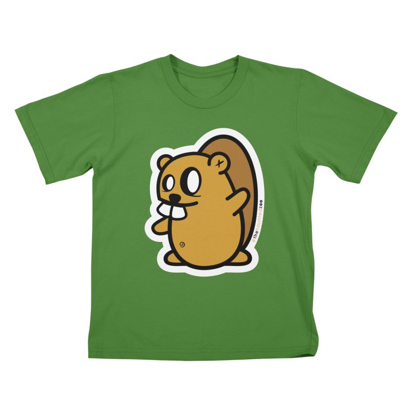 Spanky Kids T-Shirt by hauntedzoo's Artist Shop
