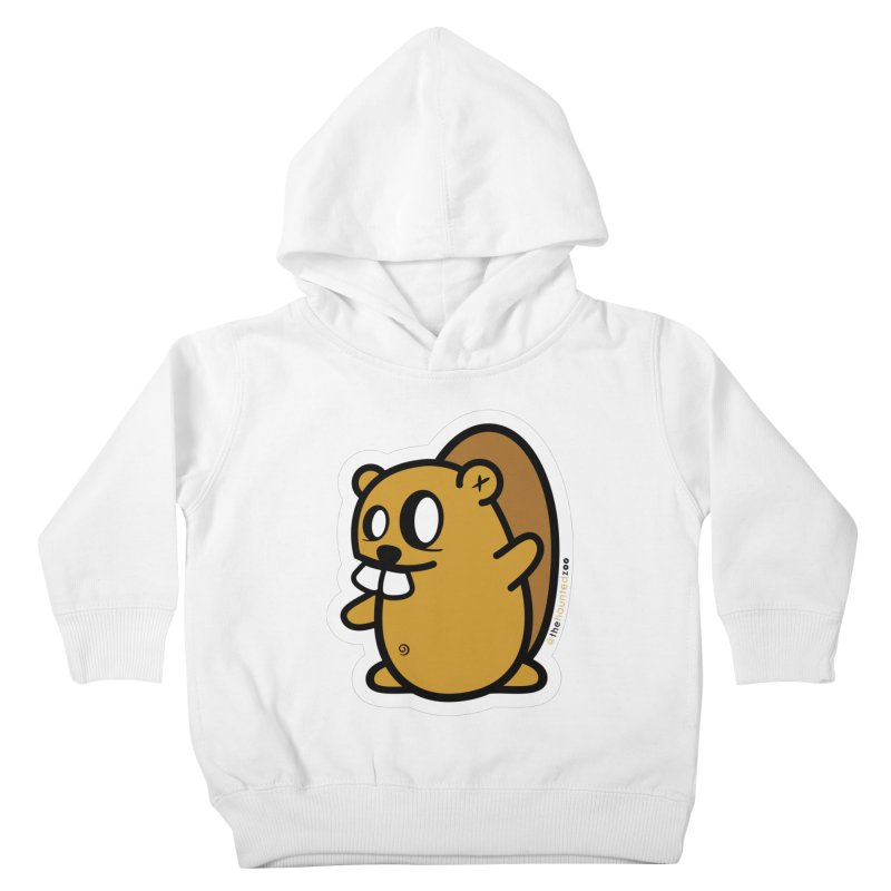 Spanky Kids Toddler Pullover Hoody by hauntedzoo's Artist Shop