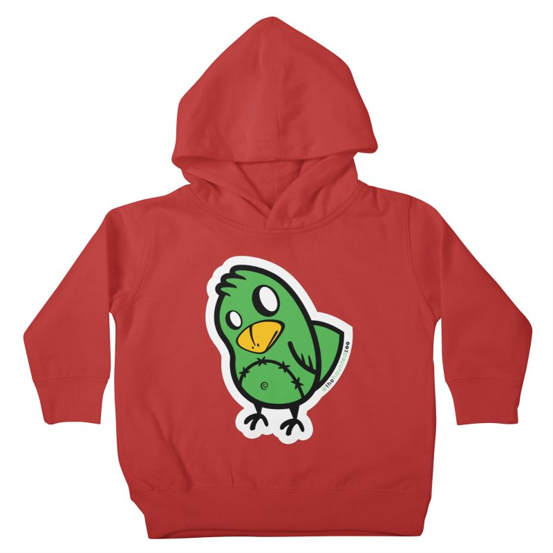 Chirps Kids Toddler Pullover Hoody by hauntedzoo's Artist Shop