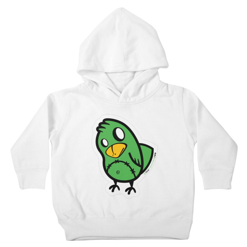 Chirps Kids Toddler Pullover Hoody by hauntedzoo's Artist Shop