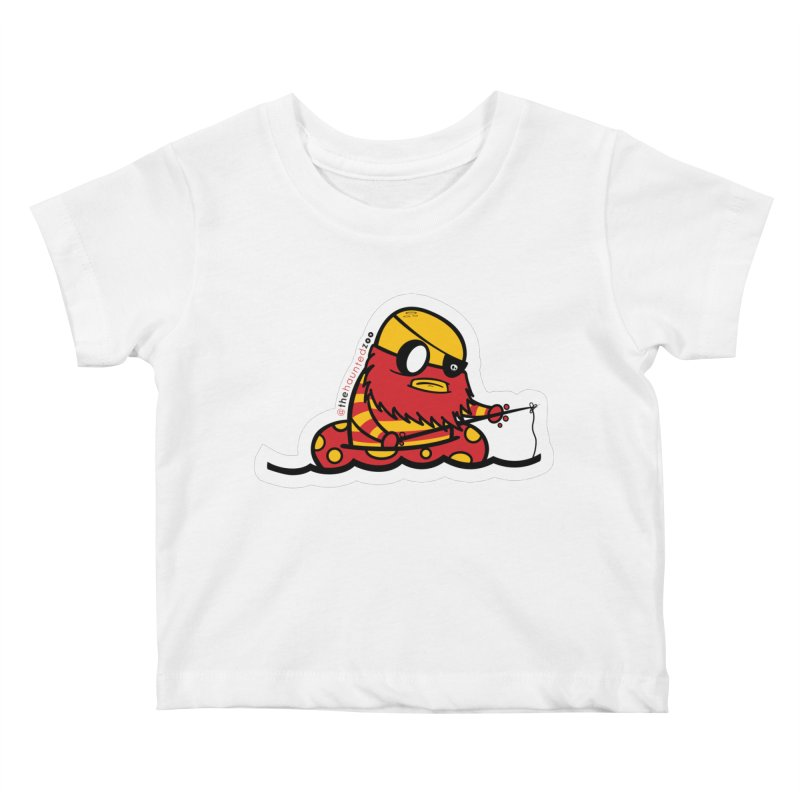 Arby Kids Baby T-Shirt by hauntedzoo's Artist Shop