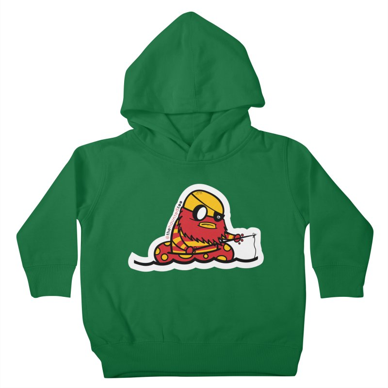 Arby Kids Toddler Pullover Hoody by hauntedzoo's Artist Shop
