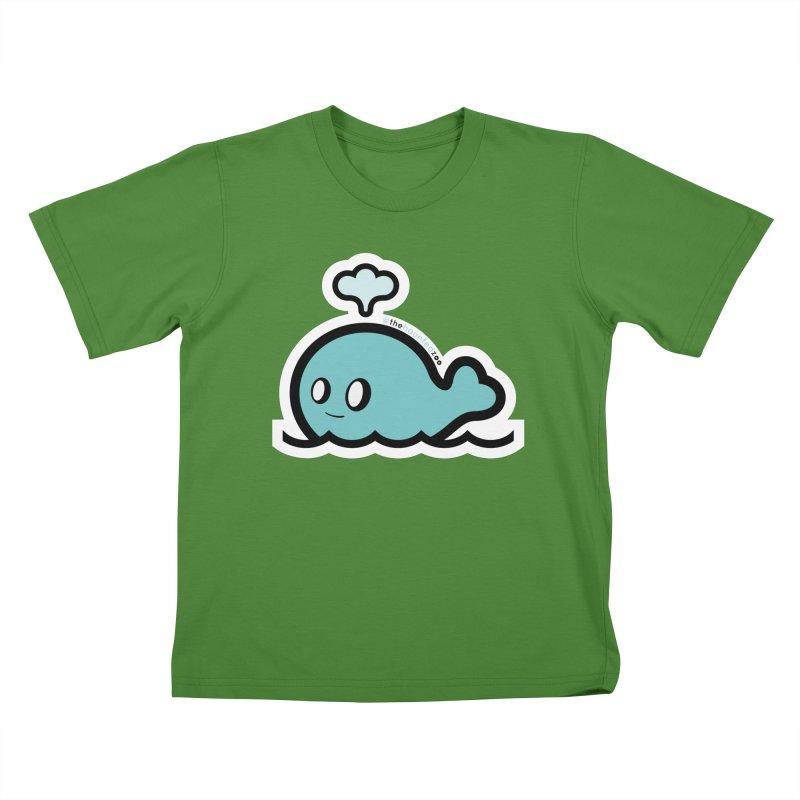 Willy Kids T-Shirt by hauntedzoo's Artist Shop
