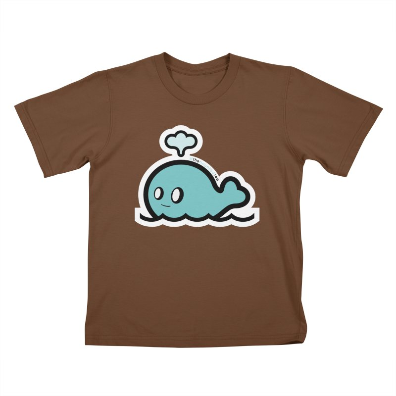 Willy Kids T-Shirt by hauntedzoo's Artist Shop