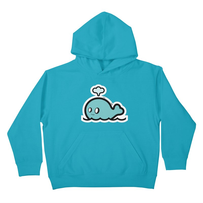 Willy Kids Pullover Hoody by hauntedzoo's Artist Shop