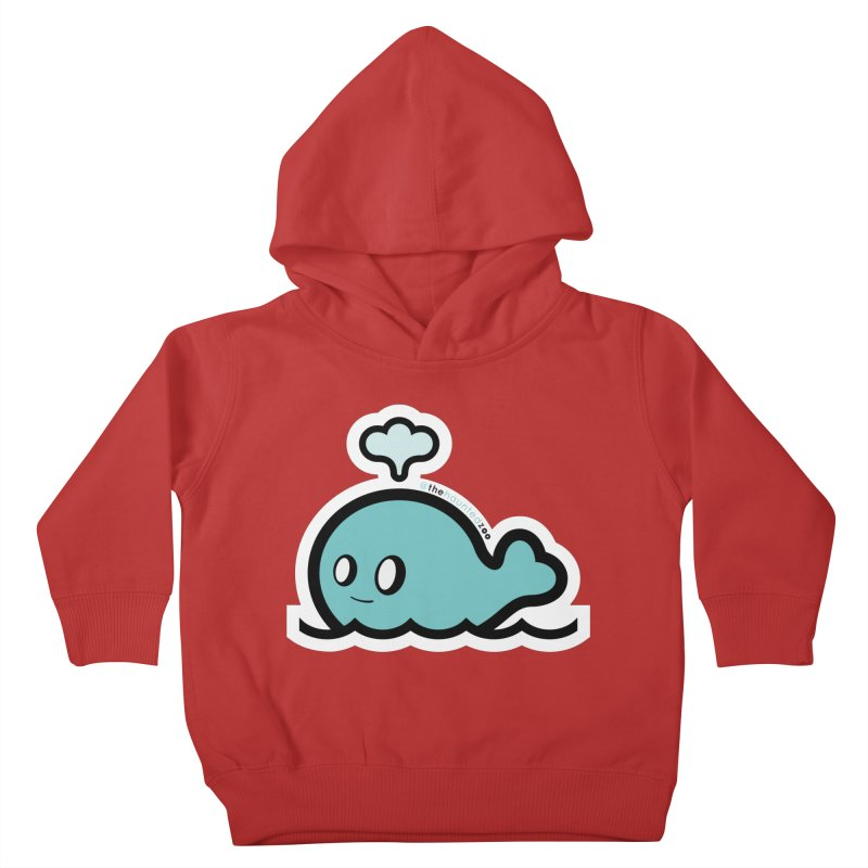Willy Kids Toddler Pullover Hoody by hauntedzoo's Artist Shop