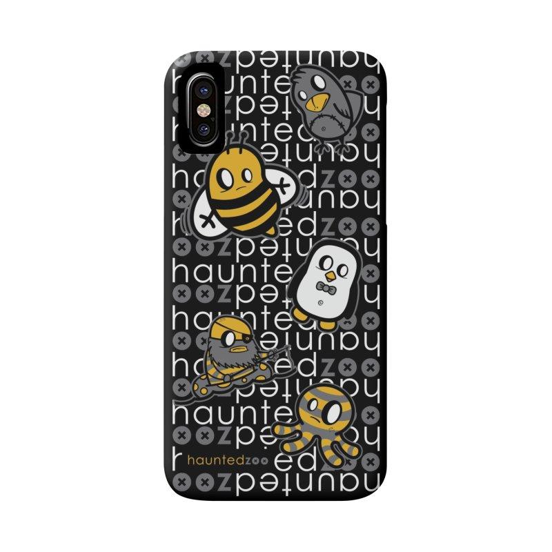 Gang Accessories Phone Case by hauntedzoo's Artist Shop