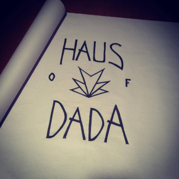 Haus of Dada Artifacts Logo