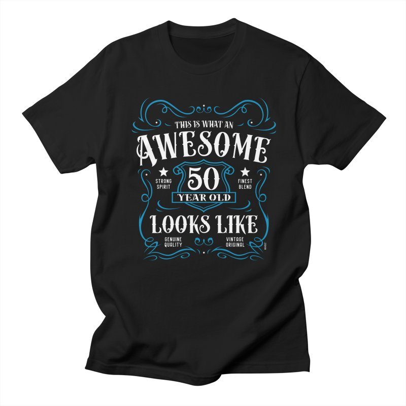 50th Birthday Gift T Shirt Awesome 50 Year Old Mens By Havous