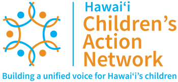 Hawaiʻi Children's Action Network Logo