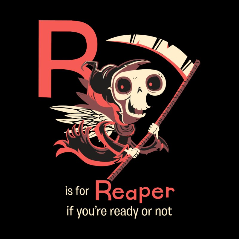 R is for Reaper by Hazy Dell Press