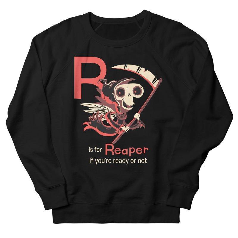 R is for Reaper Women's Sweatshirt by Hazy Dell Press