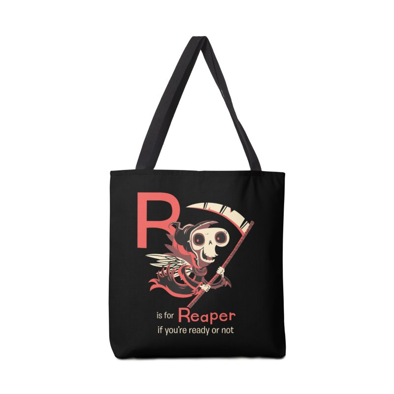 R is for Reaper Accessories Bag by Hazy Dell Press