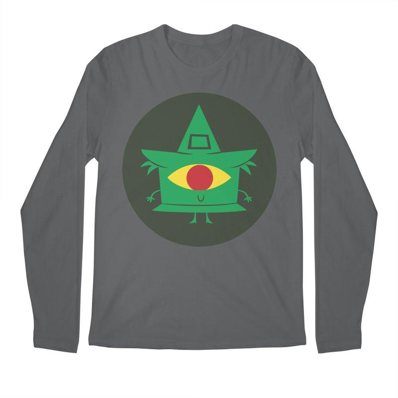 Hazy Dell Press Logo Men's Longsleeve T-Shirt by Hazy Dell Press