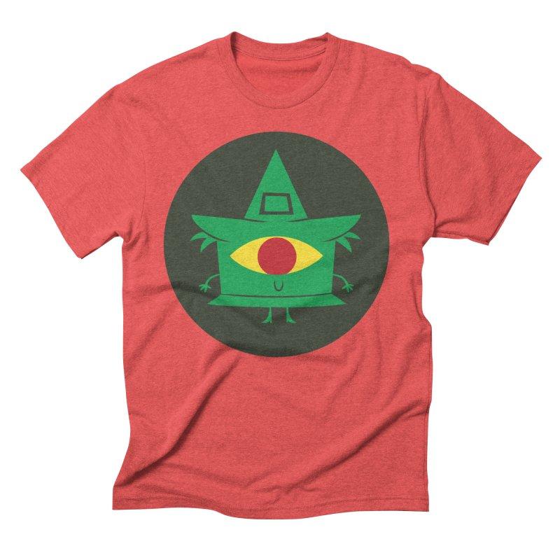 Hazy Dell Press Logo Men's Triblend T-Shirt by Hazy Dell Press