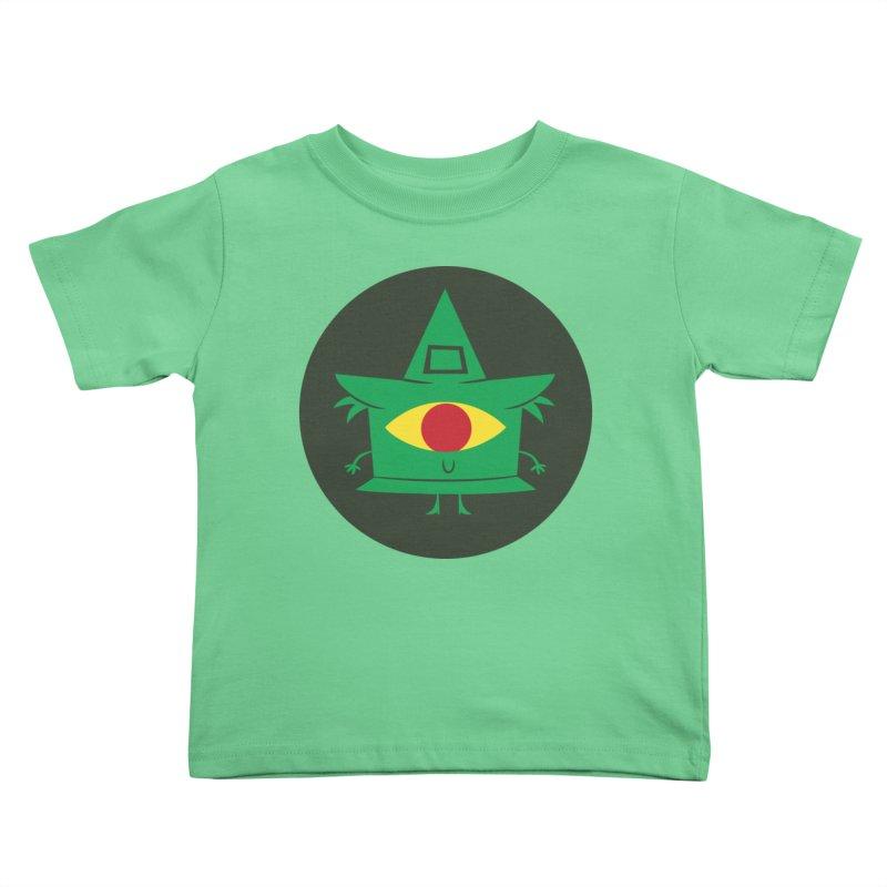 Hazy Dell Press Logo Kids Toddler T-Shirt by Hazy Dell Press