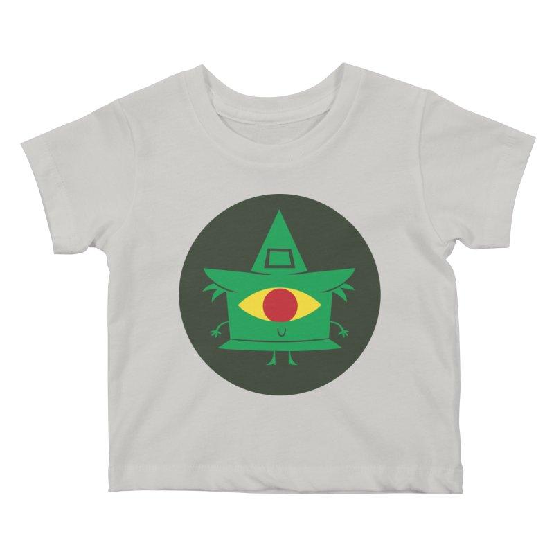 Hazy Dell Press Logo Kids Baby T-Shirt by Hazy Dell Press