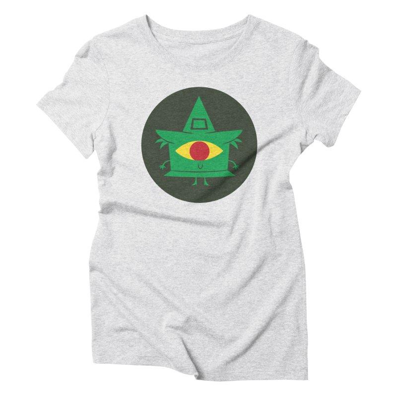 Hazy Dell Press Logo Women's Triblend T-Shirt by Hazy Dell Press