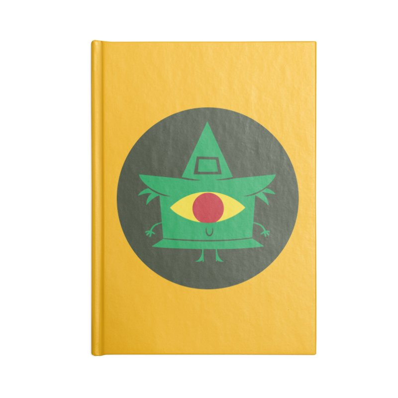 Hazy Dell Press Logo Accessories Blank Journal Notebook by Hazy Dell Press