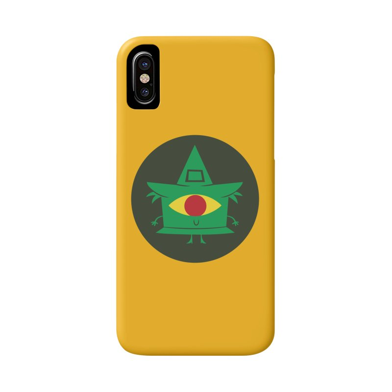 Hazy Dell Press Logo Accessories Phone Case by Hazy Dell Press