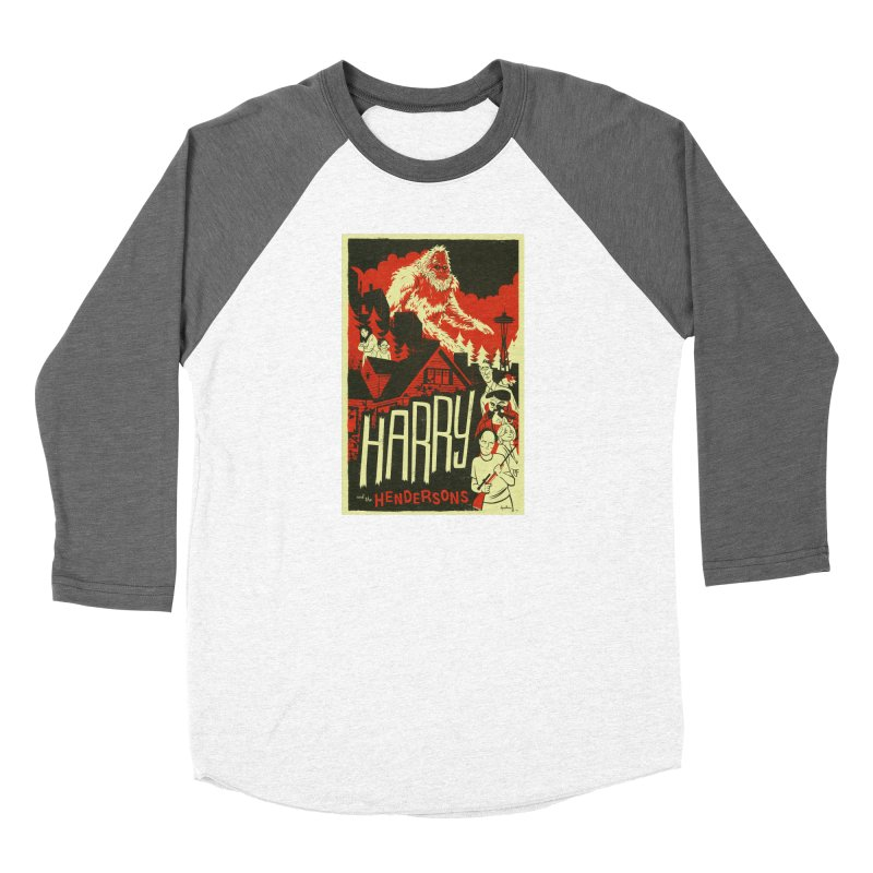 Harry and the Hendersons Women's Longsleeve T-Shirt by Hazy Dell Press