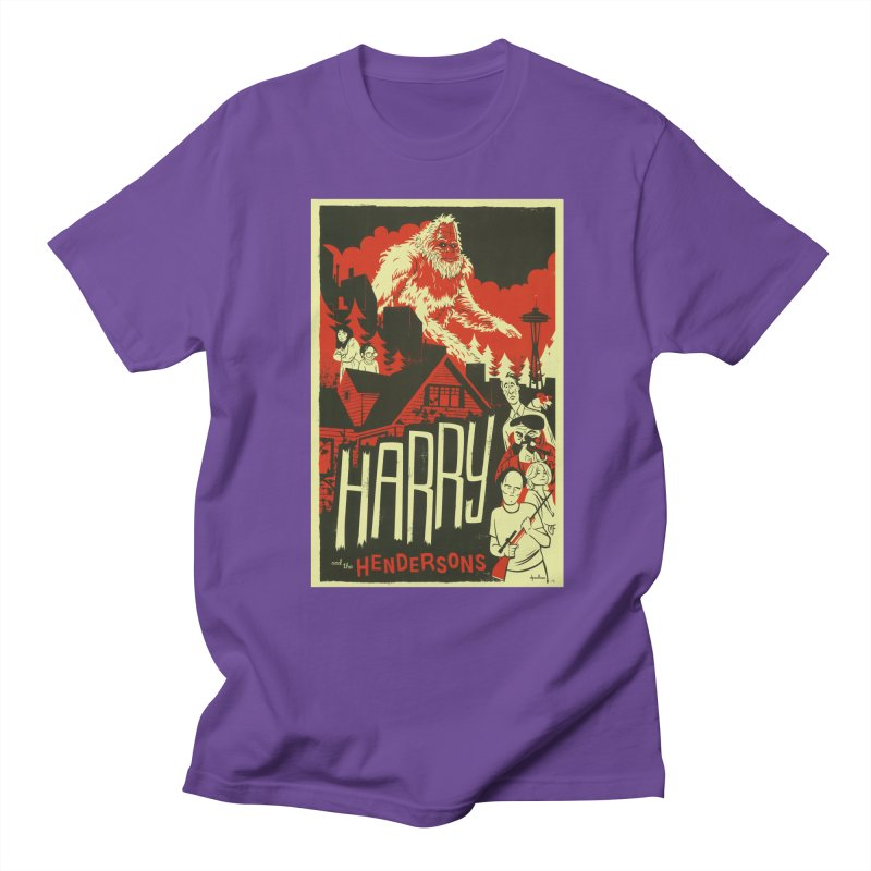 Harry and the Hendersons Women's Unisex T-Shirt by Hazy Dell Press