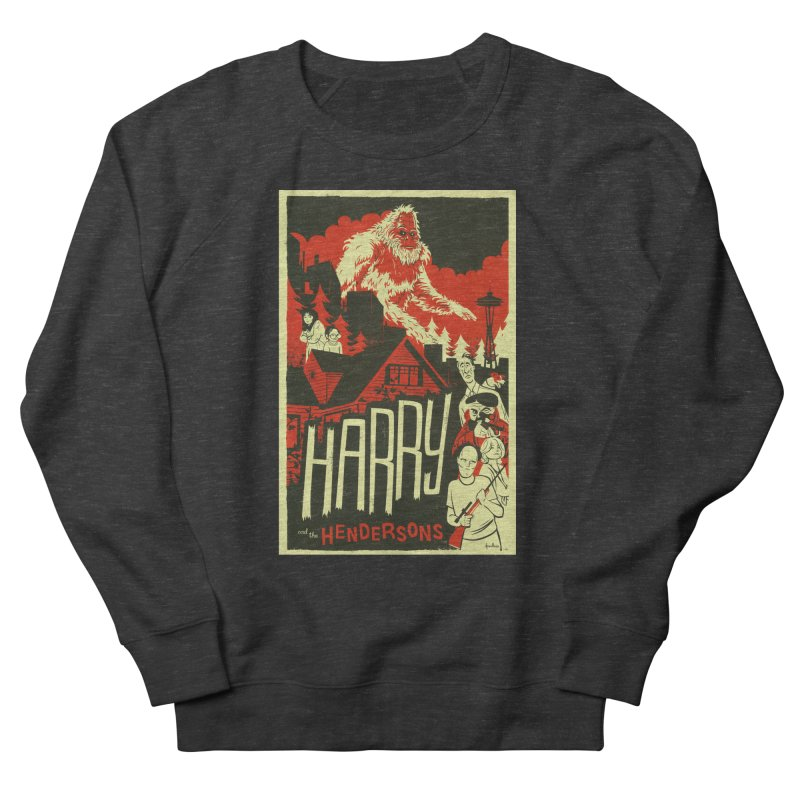 Harry and the Hendersons Men's Sweatshirt by Hazy Dell Press
