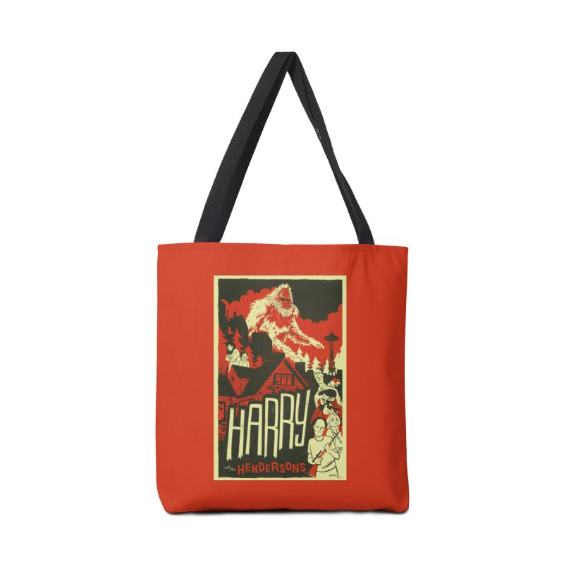 Harry and the Hendersons Accessories Bag by Hazy Dell Press