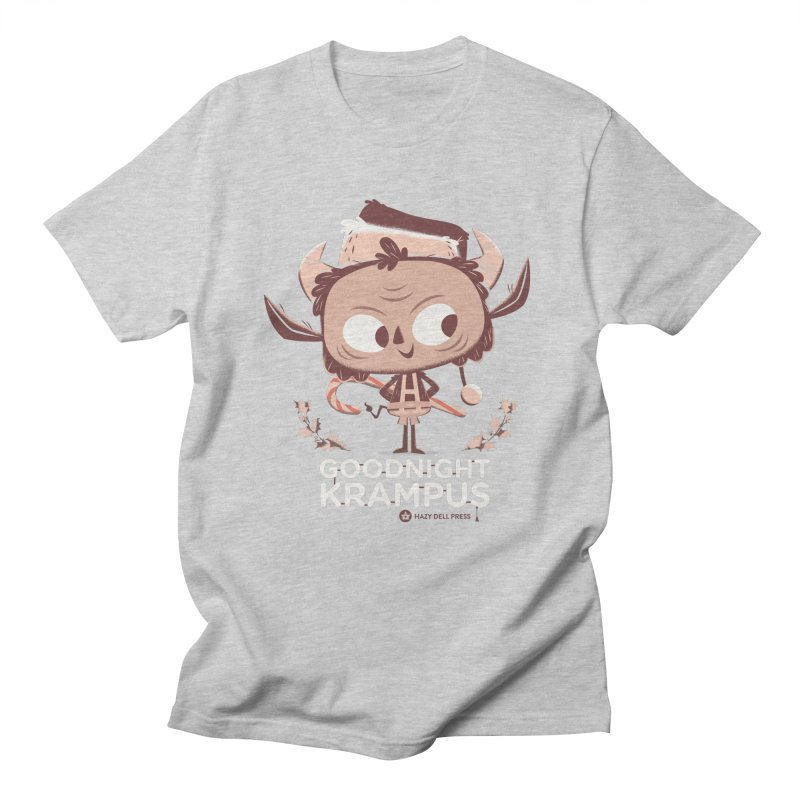 Goodnight Krampus Women's Regular Unisex T-Shirt by Hazy Dell Press