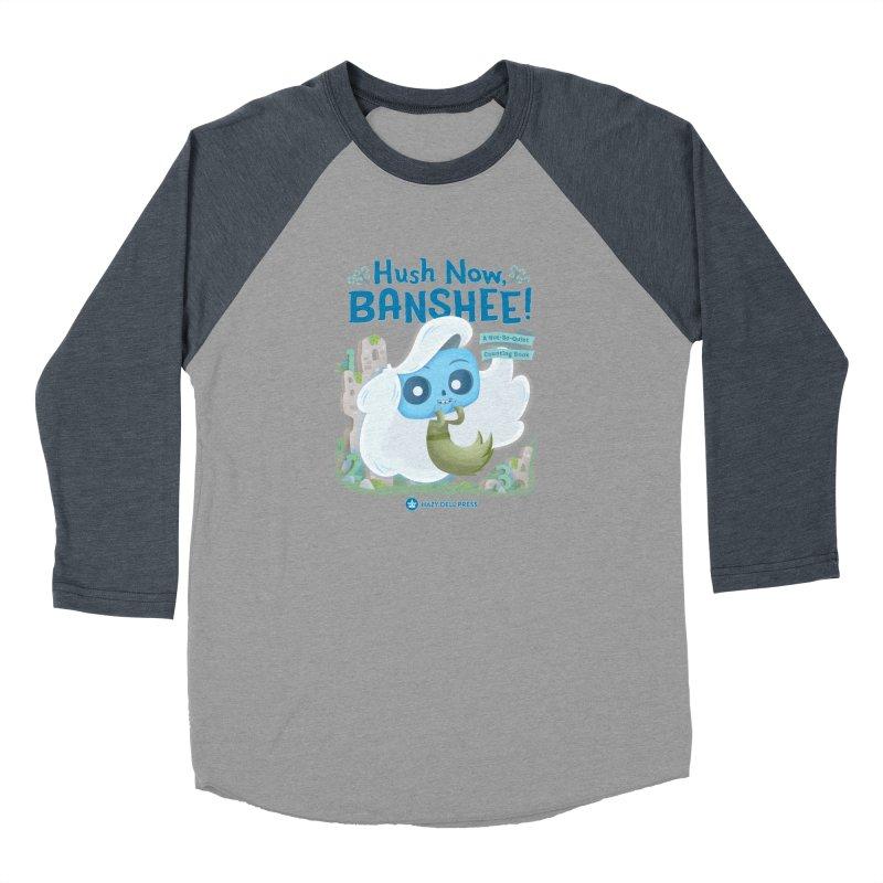 Hush Now, Banshee! Men's Longsleeve T-Shirt by Hazy Dell Press