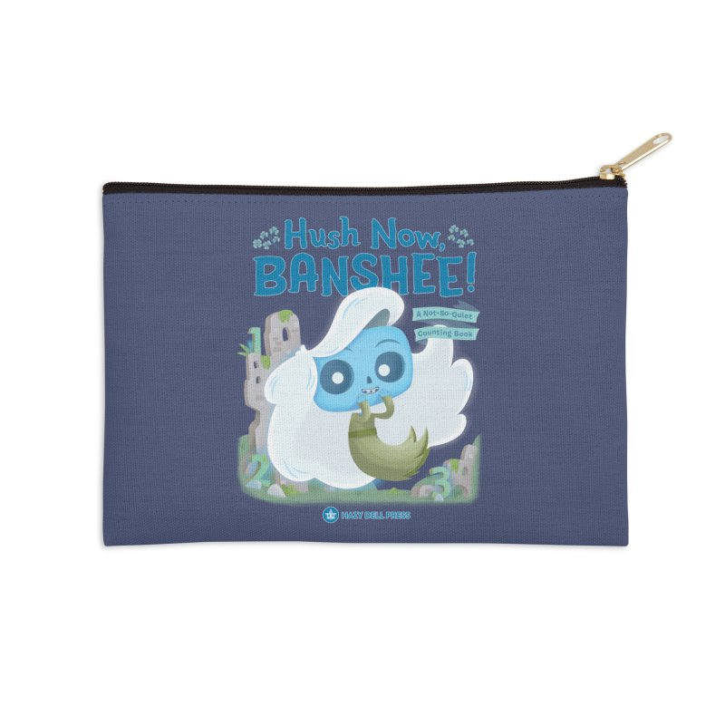 Hush Now, Banshee! Accessories Zip Pouch by Hazy Dell Press