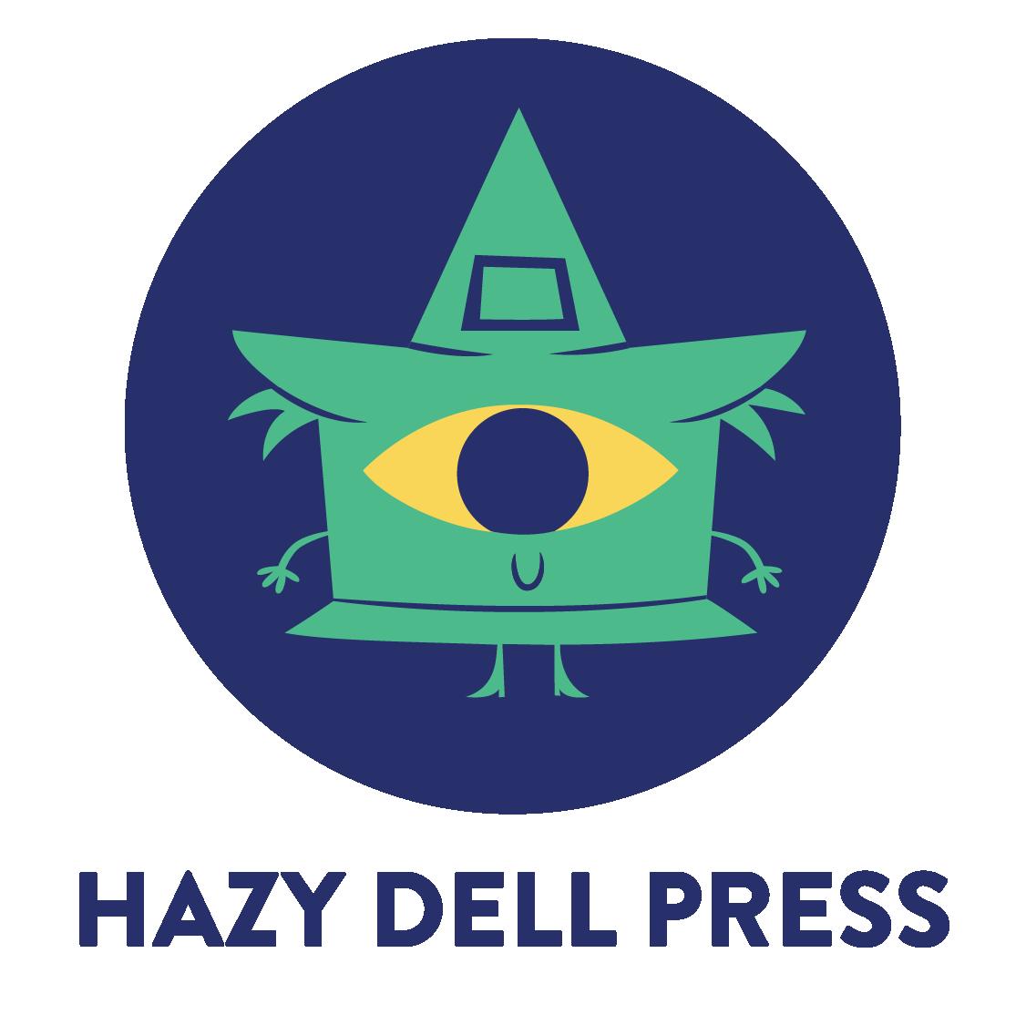 Hazy Dell Press Logo