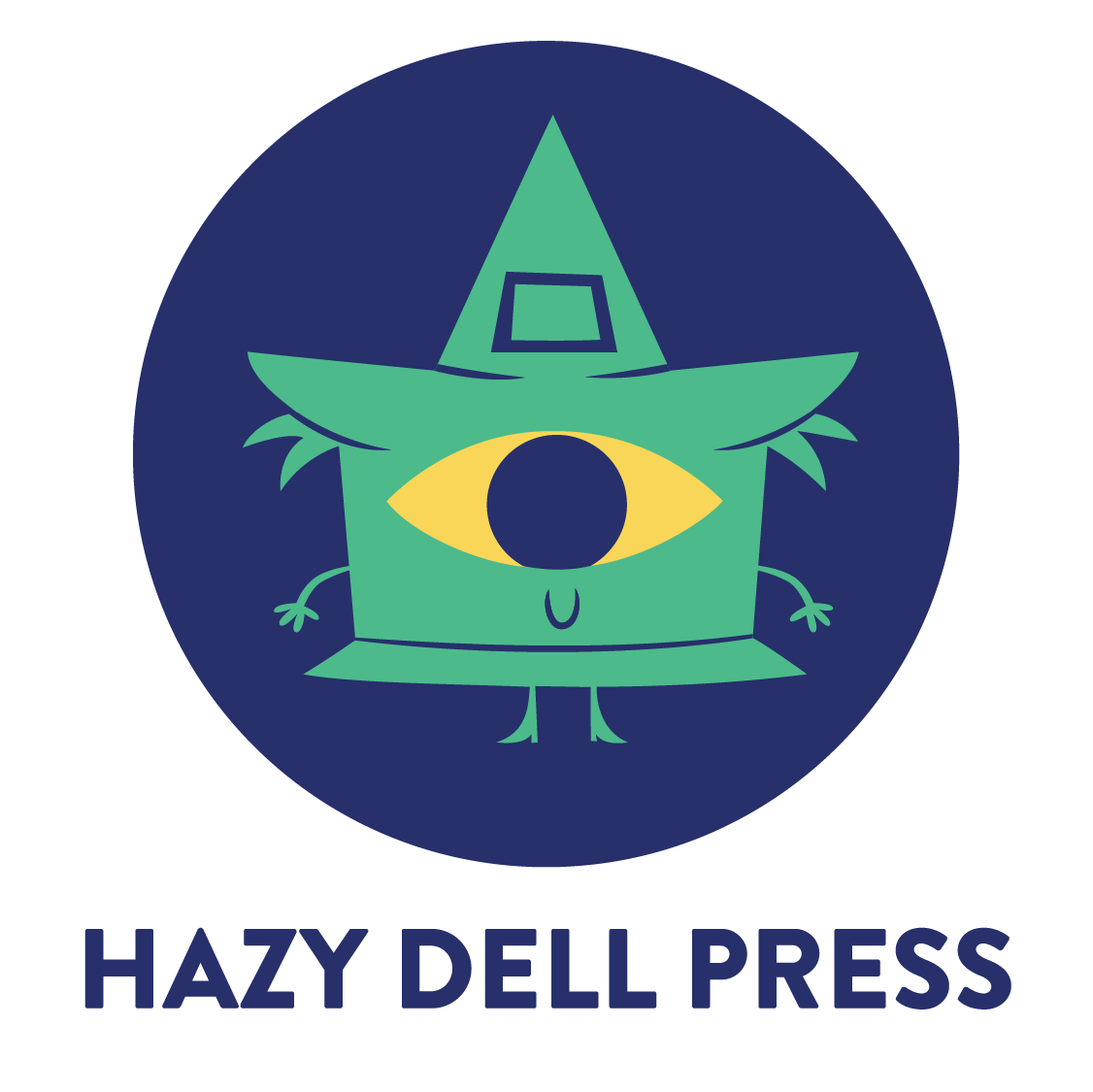 Logo for Hazy Dell Press