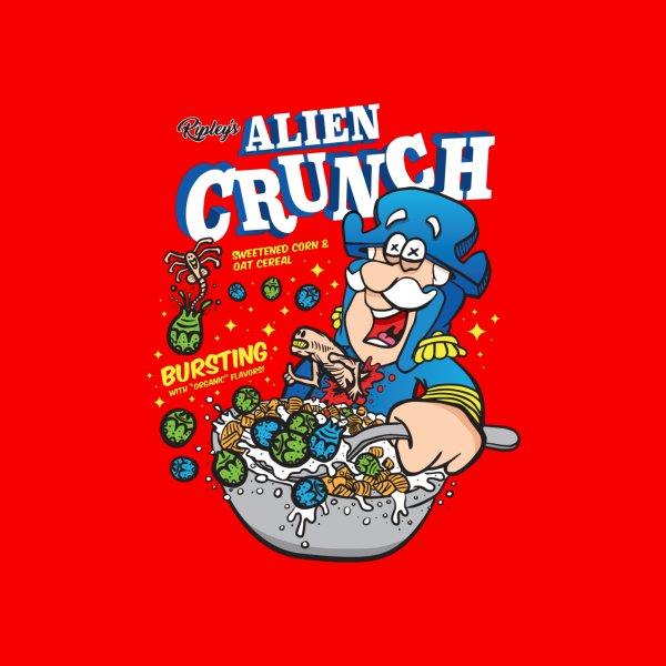 image for Alien Crunch Cereal