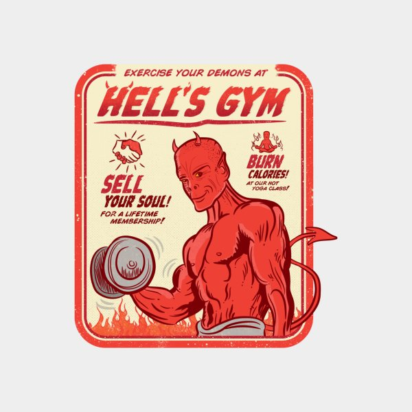 image for Exercise Your Demons!